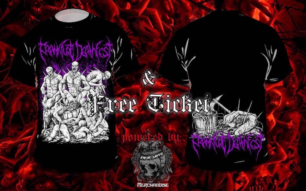 Image of Frankfurt Deathfest-Massacre + Free Ticket