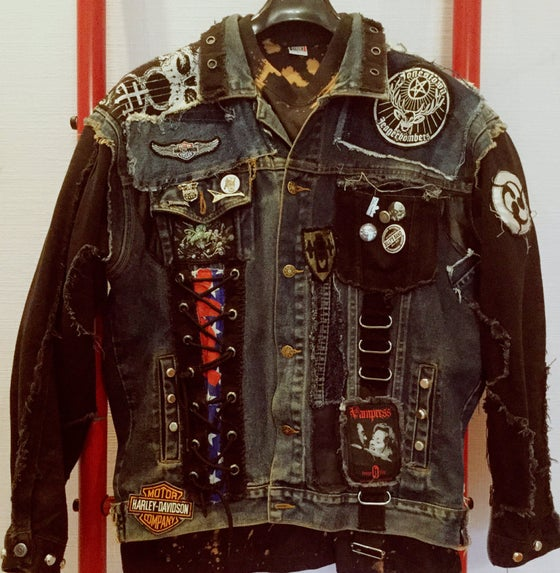 Image of Pantera Jacket