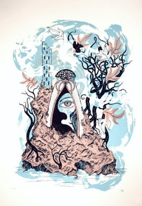 """Image of Artprint """"LOOKING FOR ANIMUS"""""""