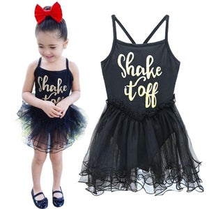 Image of SHAKE IT OFF Tutu Leotard, baby, toddler girl, dance, summer, dress-up