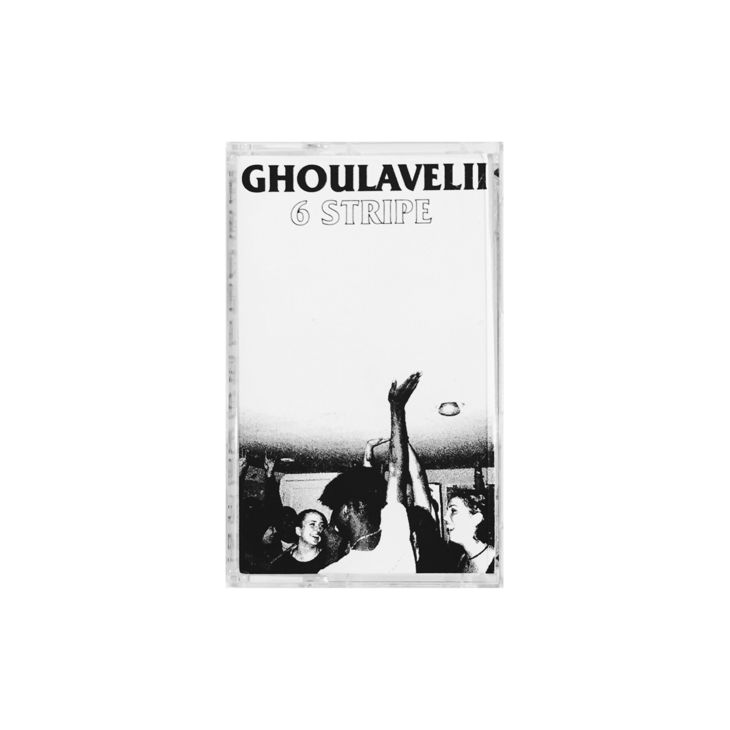 Image of GHOULAVELII - 6 STRIPE CASSETTE