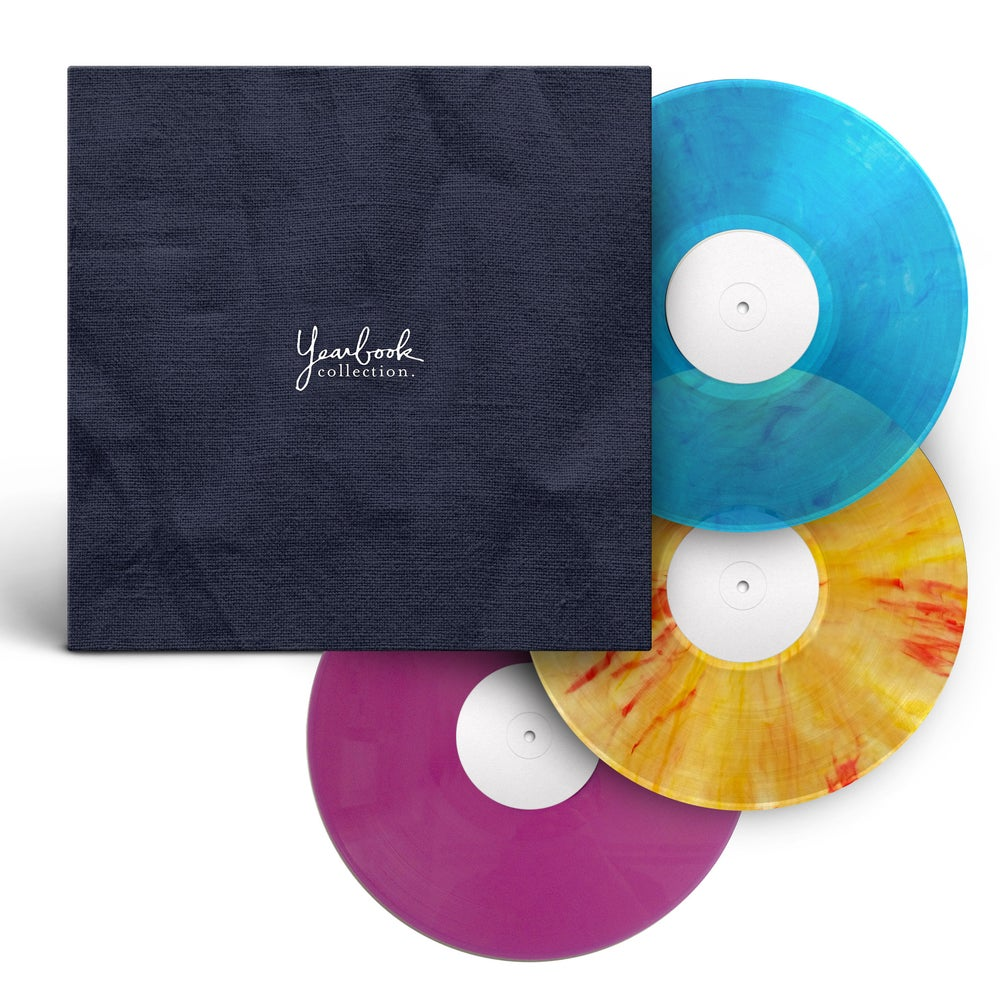 Image of Yearbook (Multi-Color 3-Vinyl Set)