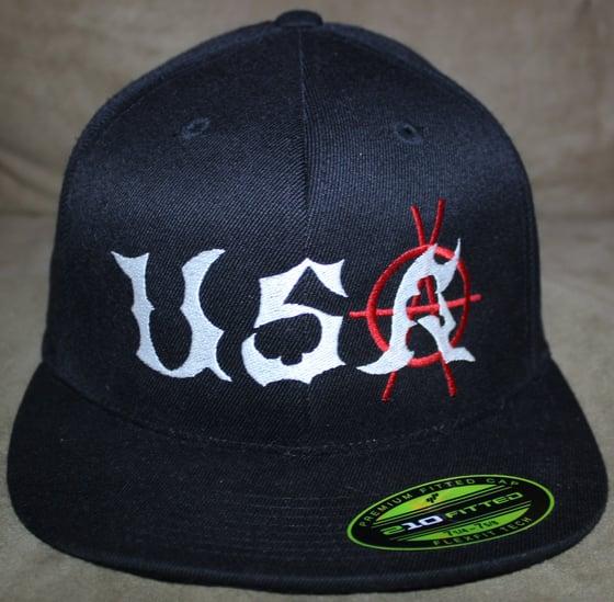 Image of UscircleA Flexfit Hats