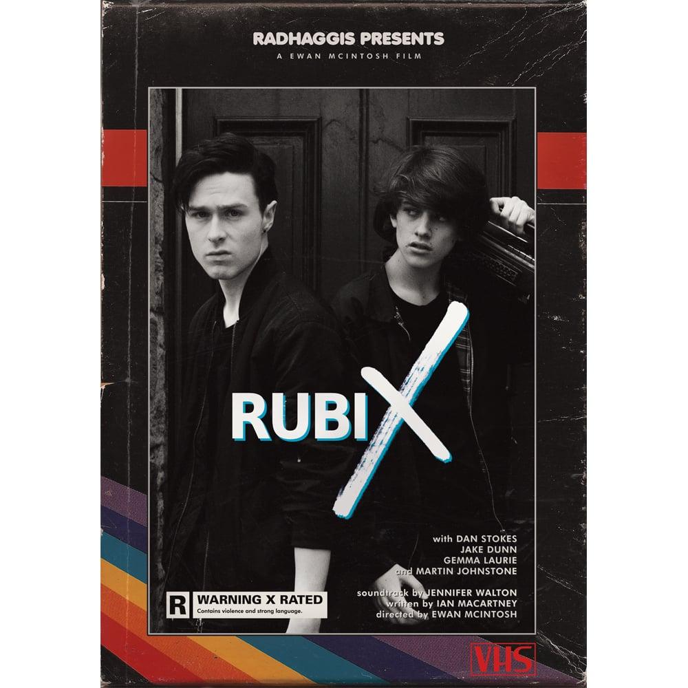 Image of RUBIX Poster