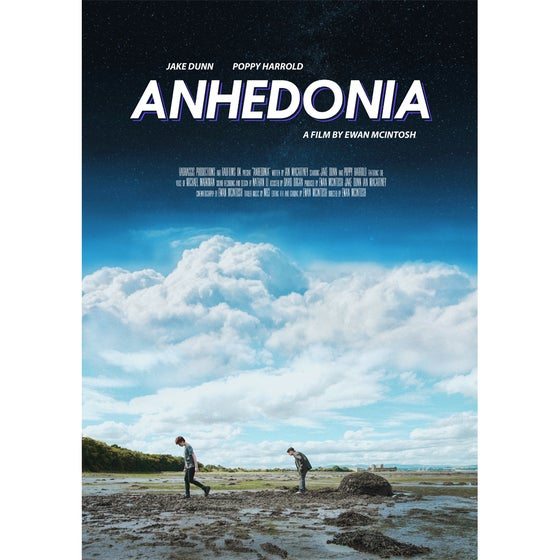 Image of ANHEDONIA Poster