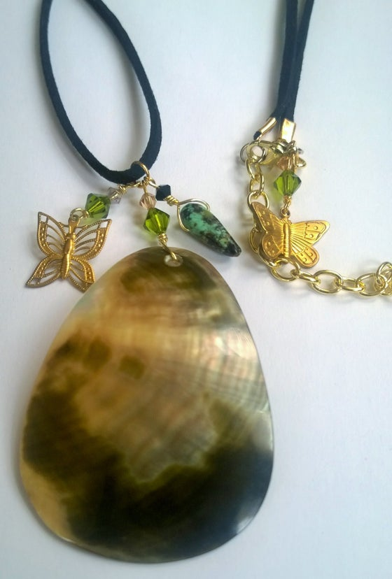 Image of Beach Shell Necklace