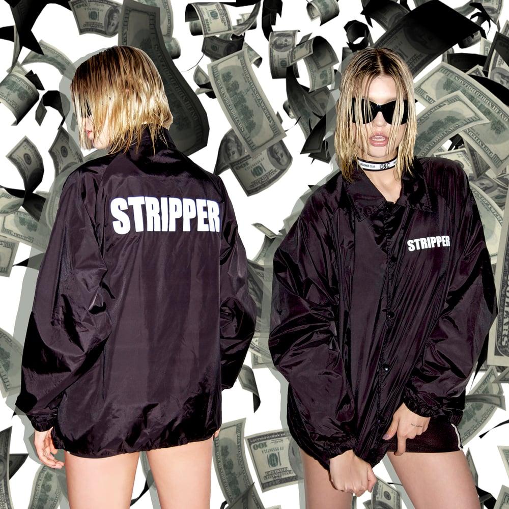 Image of Stripper security jacket