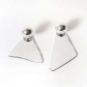 Image of Mirror Earring - large I