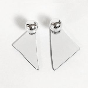 Image of Mirror Earring - large II