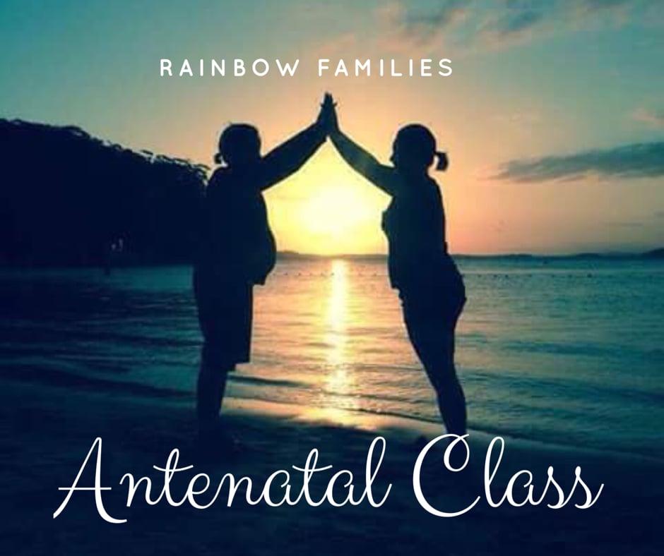 Image of Rainbow Families LGBTIQ Antenatel Class August