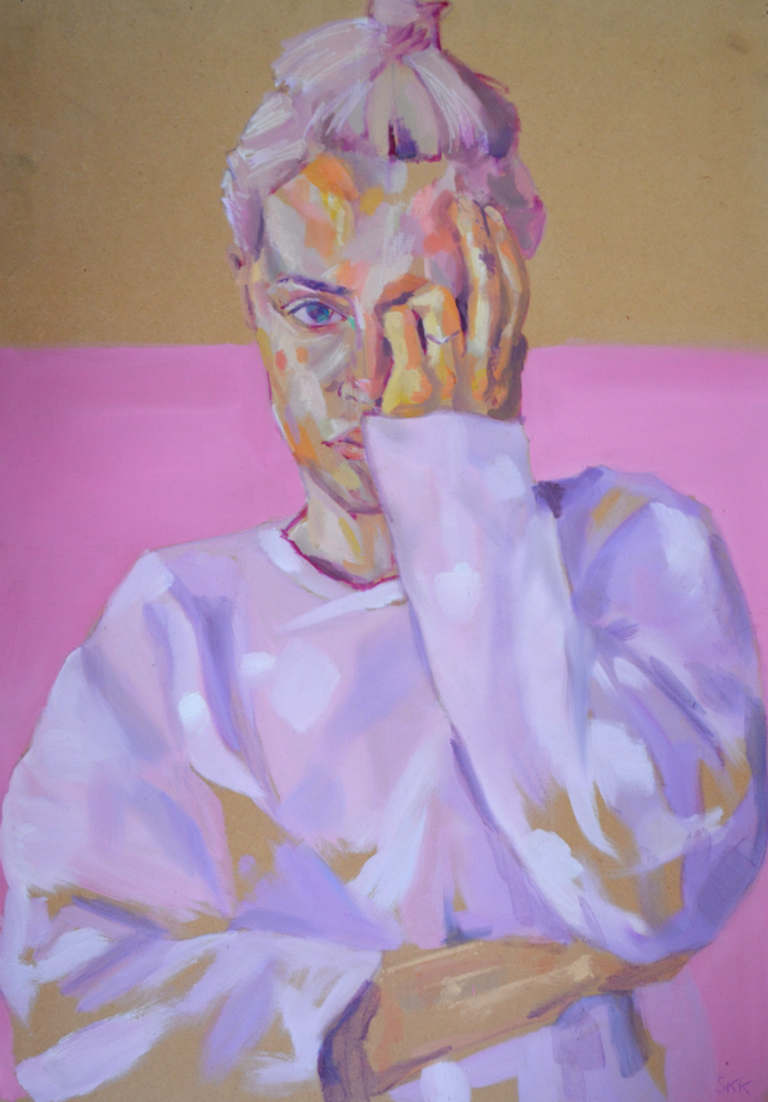 Image of FEMALE ARTIST