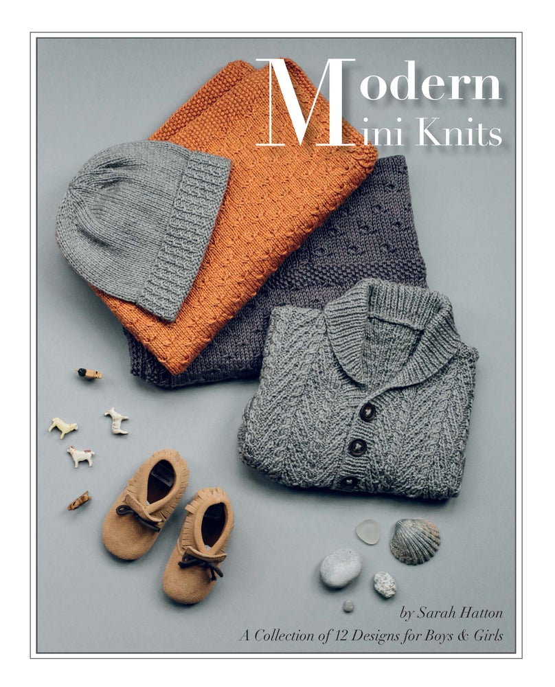 Image of Modern mini knits