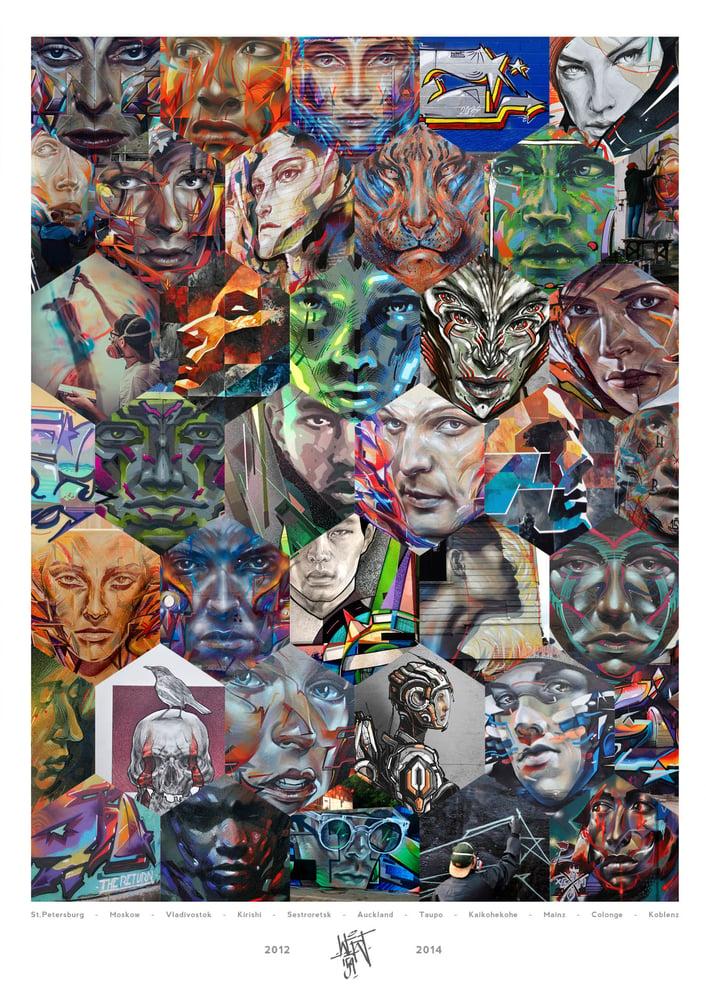 Image of Artworks 2012-2014