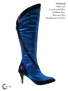 Image of TYPHON Bleu/Marine - Blue/Navy