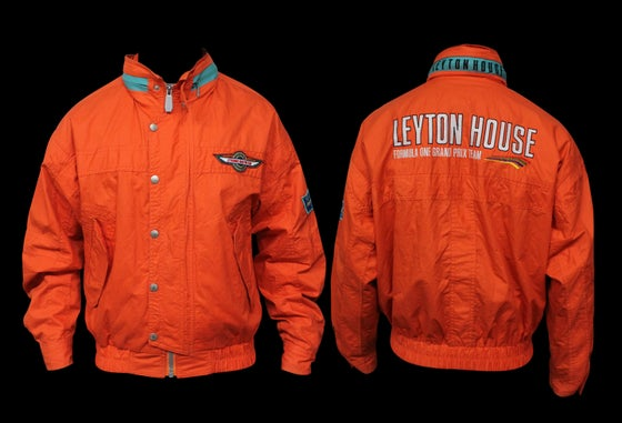 Image of Leyton House Team Jacket