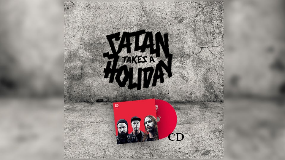 Image of Satan Takes A Holiday - The Satan Pack (CD)