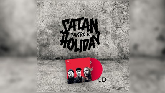 Image of The Satan Pack: Satan Takes A Holiday - Aliens (CD)