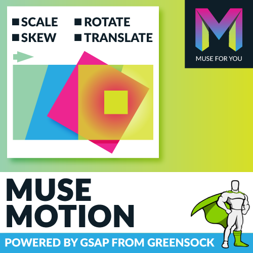 Image of Muse Motion Widget
