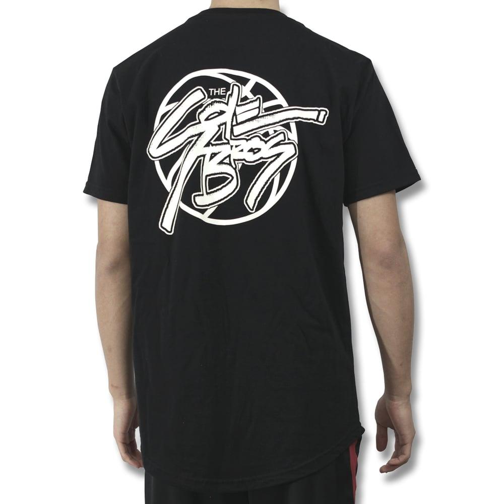 Image of Sole Logo Long Tee (Black)
