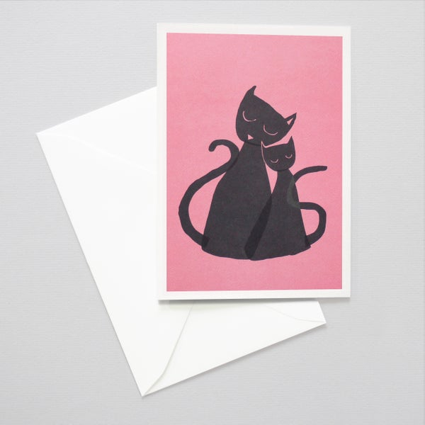 Image of cats card