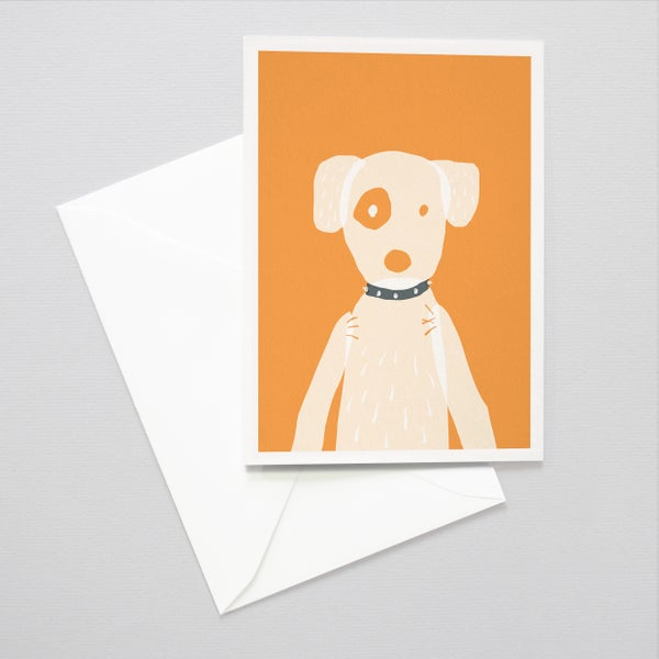 Image of Doggy Greeting Card