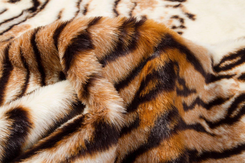 Image of El Paso Tyler Tiger Faux Hide