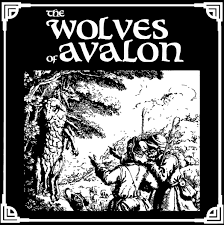 Image of  The Wolves Of Avalon ‎– Die Hard  7""