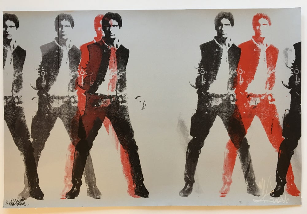 Image of Ryca - Hansolo red