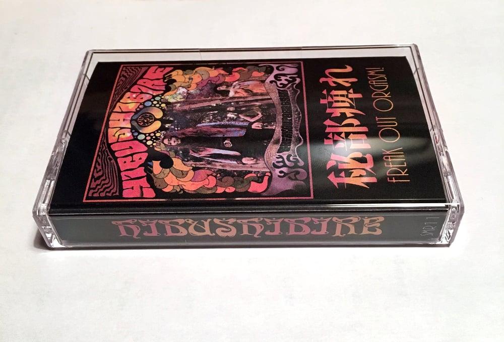 HIBUSHIBIRE 'Freak Out Orgasm!' Cassette & MP3