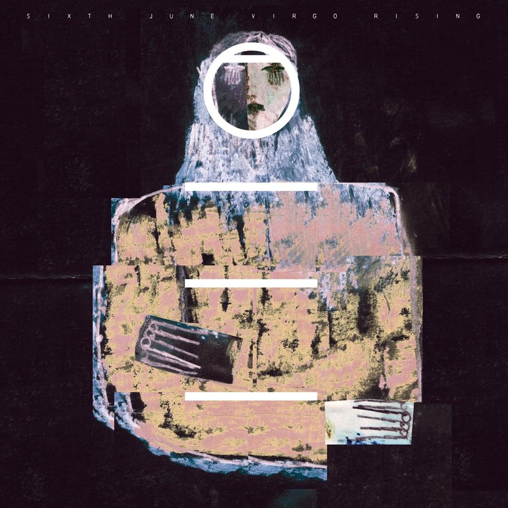 Image of [a+w lp015] Sixth June - Virgo Rising LP (2. Edition)