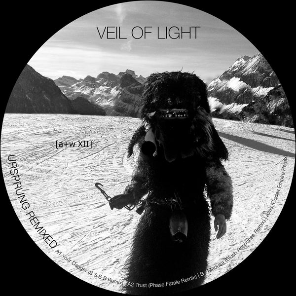 "Image of [a+w XII] Veil Of Light - Ursprung Remixed 12"""