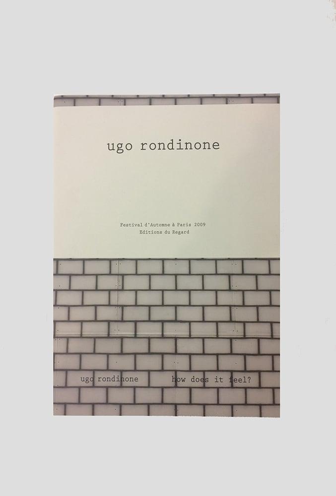 Image of Ugo Rondinone - Sunrise East - How does it feel?