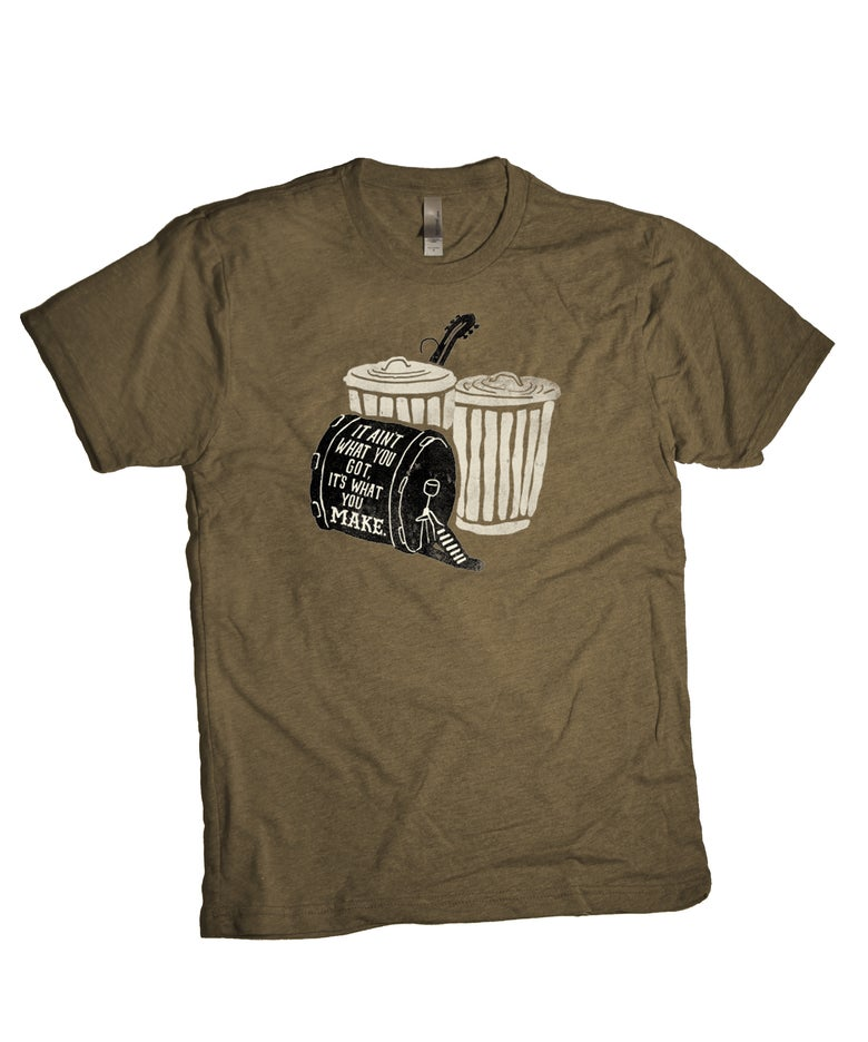 Image of Drum Shirt