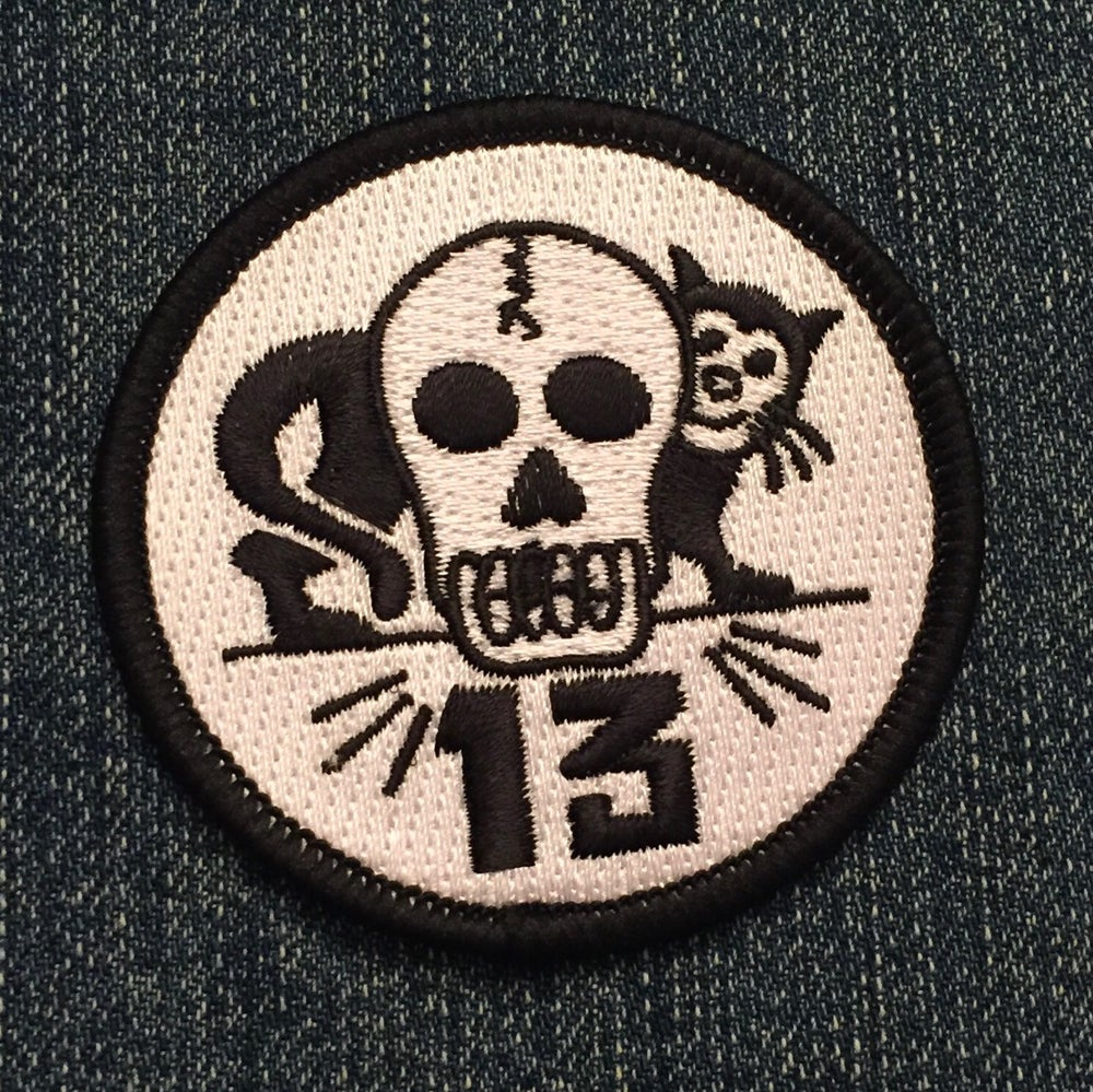 "Image of ""13"" Patch"