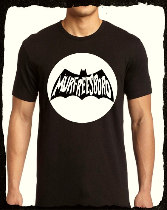 "Image of Murfreesboro ""Bat Sign"" Shirt!!"