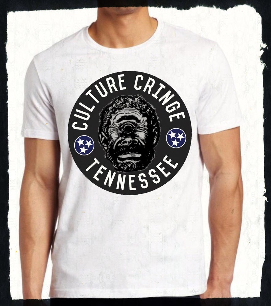 Image of Culture Cringe Cyclops Tee!