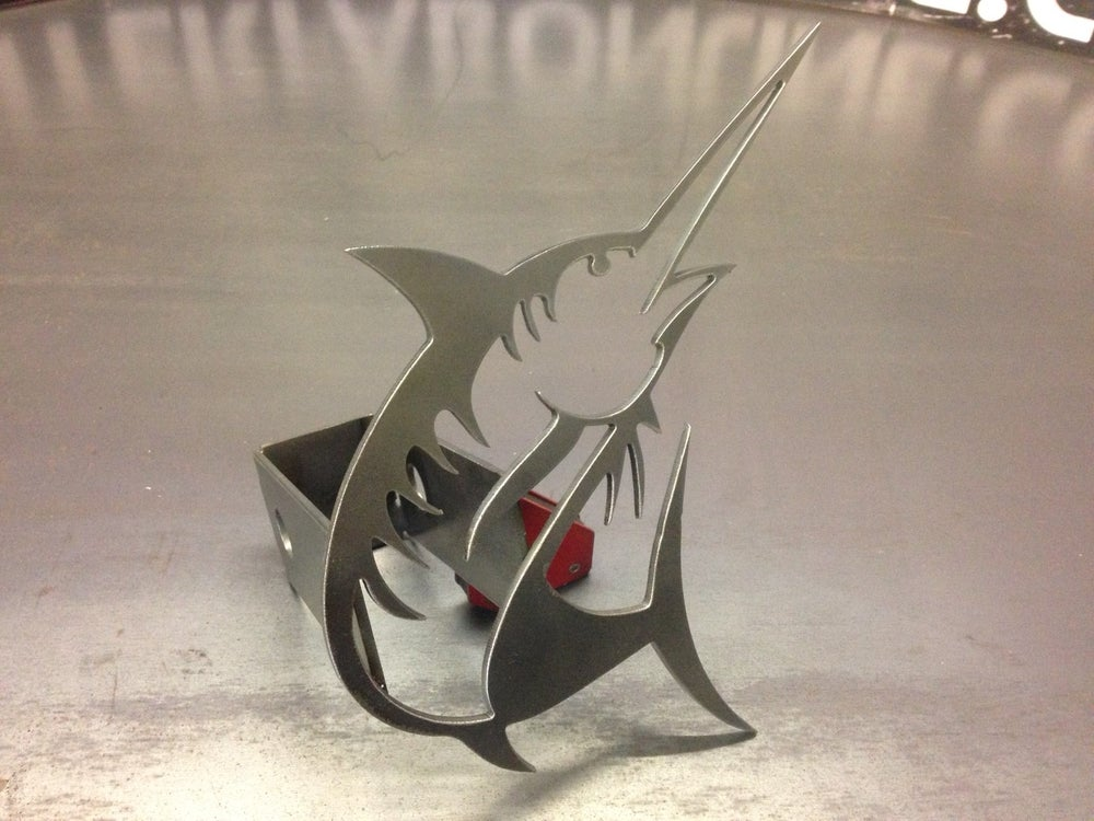 Image of Marlin Hitch Cover