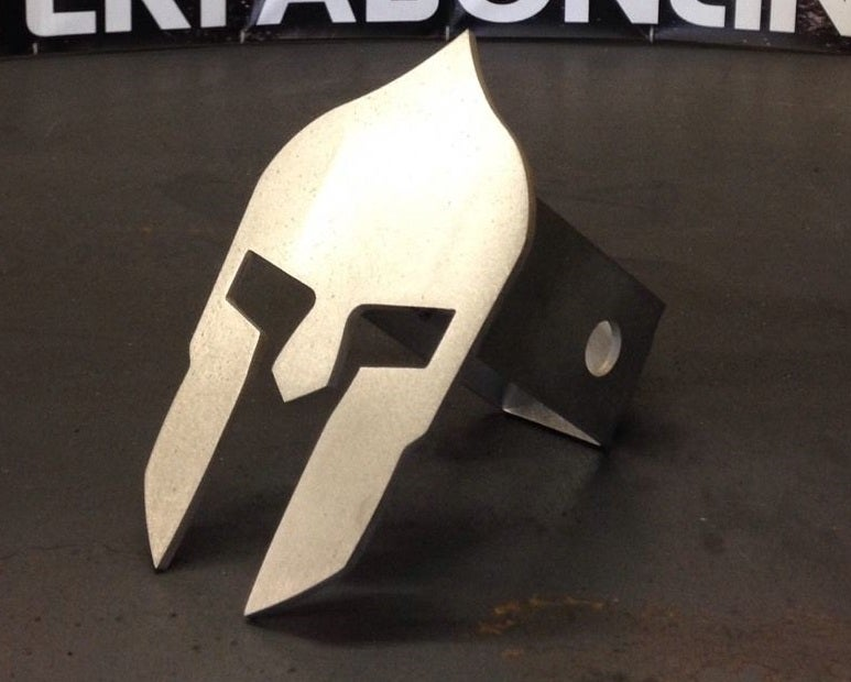 Image of Spartan Hitch Cover