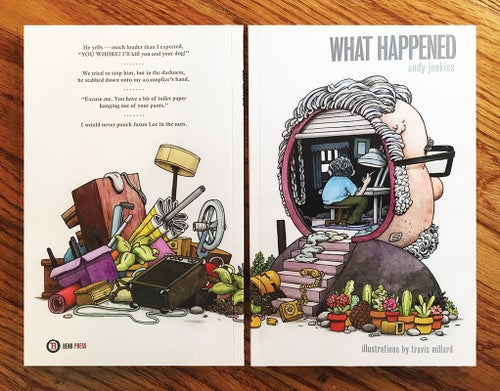"Image of BEND #25 ""What Happened"" 2nd Edition"