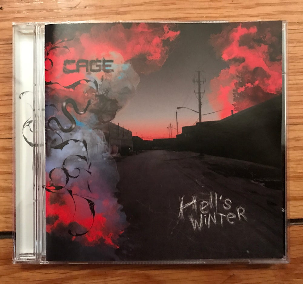 Image of Hell's WInter 2 CD