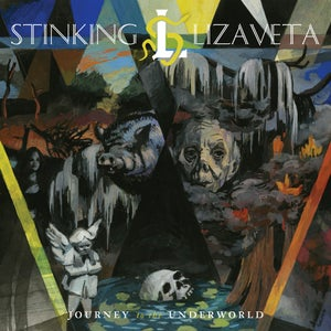 Image of Stinking Lizaveta - Journey to the Underworld CD