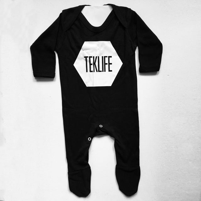 Image of TEKLIFE 022 BABY ROMPERSUIT