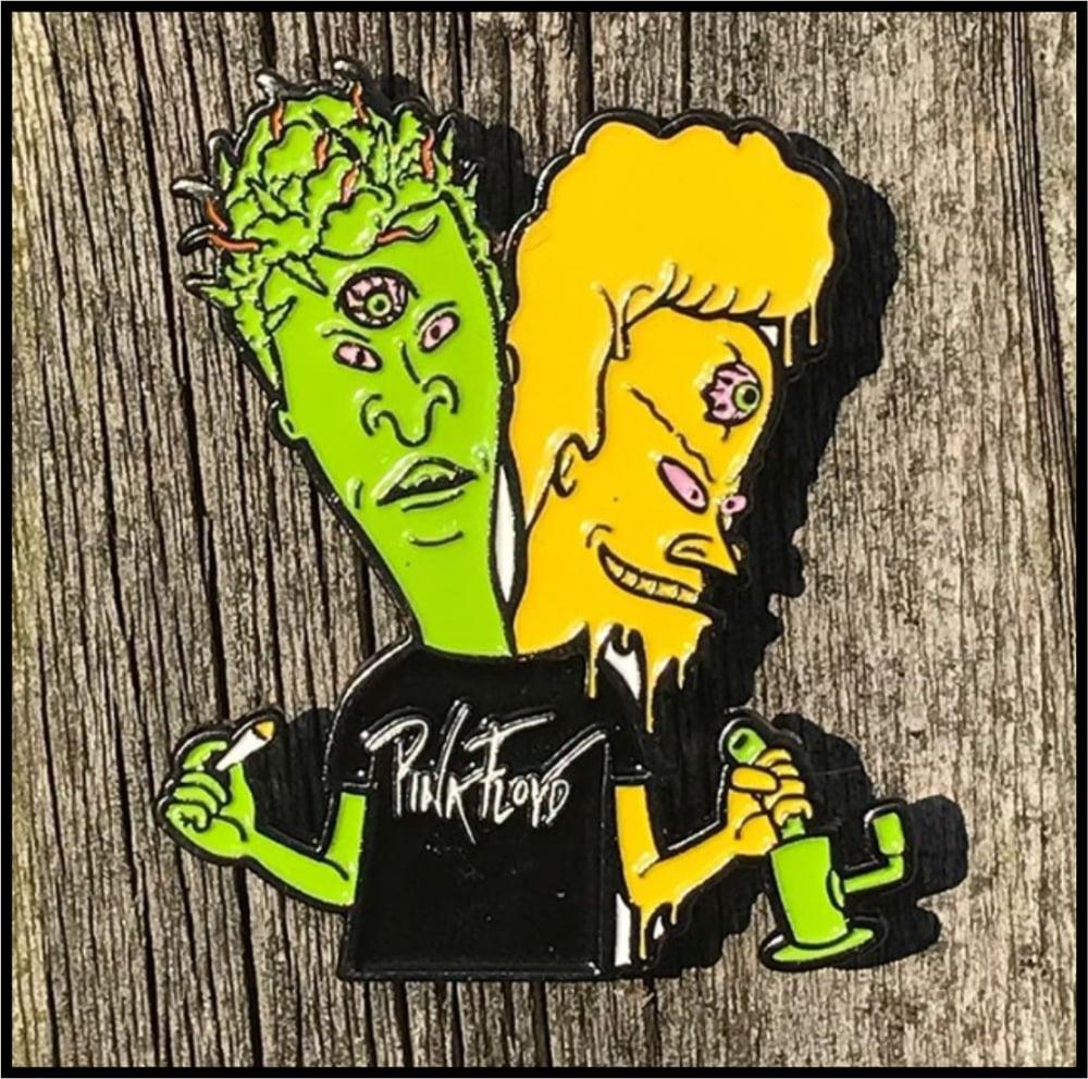 Image of *Limited* Weedis & Budhead Pin!