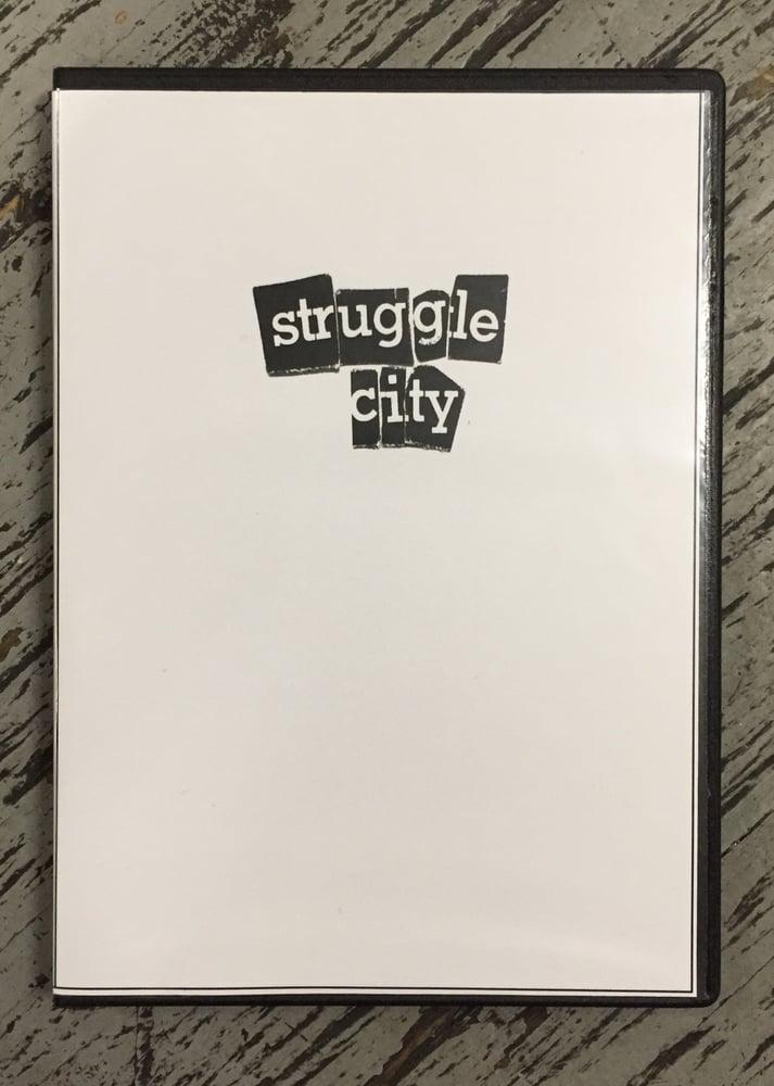 Image of STRUGGLE CITY DVD