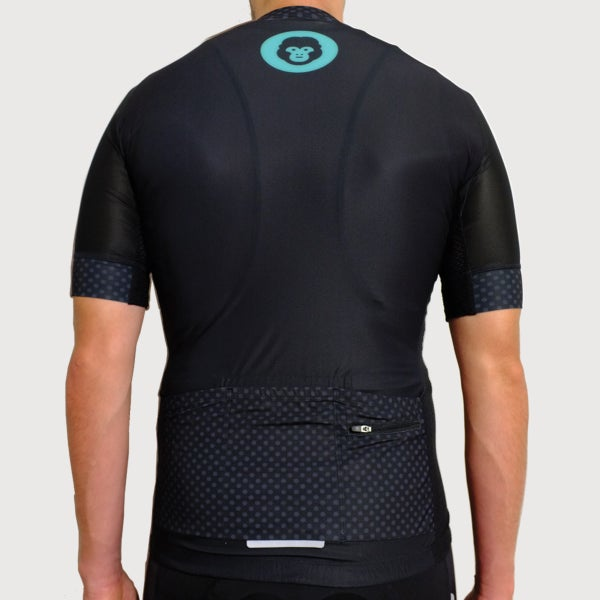 Men's Essential Short Sleeve Jersey - mekong