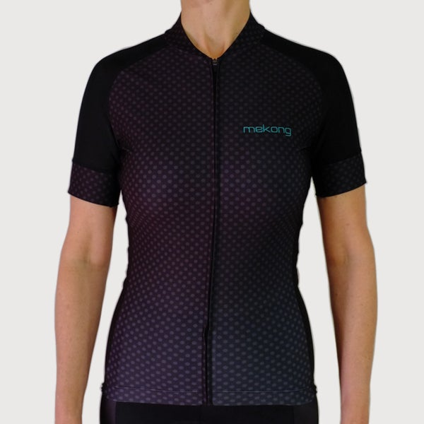 Women's Essential Short Sleeve Jersey - mekong