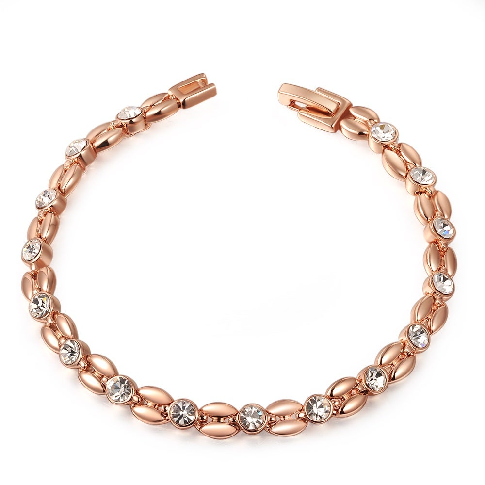 Image of Imported Rose Gold Plated Bracelet