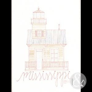 Image of Mississippi - Print