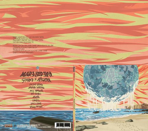 Image of CD ALBUM  STRANDED IN ARCADIA