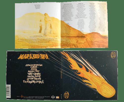 Image of CD ALBUM REISSUE DEBUT ALBUM